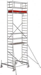 Krause STABILO Professional gurulóállvány, 100 -as sorozat, mezőméret: 2 m x 0.75 m, munkamagasság: 7.4 m termék fő termékképe