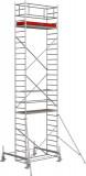 Krause STABILO Professional gurulóállvány, 100 -as sorozat, mezőméret: 2 m x 0.75 m, munkamagasság: 8.4 m