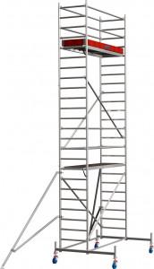 Krause STABILO Professional gurulóállvány, 10 -es sorozat, mezőméret: 2 m x 0.75 m, munkamagasság: 7.4 m termék fő termékképe