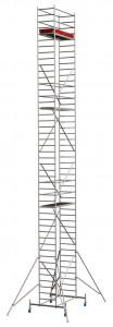 Krause STABILO Professional gurulóállvány, 10 -es sorozat, mezőméret: 2 m x 0.75 m, munkamagasság: 13.4 m termék fő termékképe