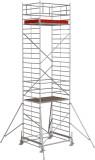 Krause STABILO Professional gurulóállvány, 500 -as sorozat, mezőméret: 2 m x 1.5 m, munkamagasság: 8.4 m