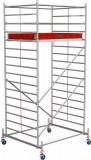 Krause STABILO Professional gurulóállvány, 50 -es sorozat, mezőméret: 2 m x 1.5 m, munkamagasság: 5.4 m