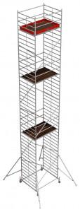 Krause STABILO Professional gurulóállvány, 50 -es sorozat, mezőméret: 2 m x 1.5 m, munkamagasság: 13.4 m termék fő termékképe