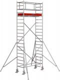 Krause STABILO Professional gurulóállvány, 1000 -es sorozat, mezőméret: 2 m x 0.75 m, munkamagasság: 6.3 m