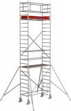 Krause STABILO Professional gurulóállvány, 1000 -es sorozat, mezőméret: 2 m x 0.75 m, munkamagasság: 7.3 m