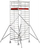 Krause STABILO Professional gurulóállvány, 5000 -es sorozat, mezőméret: 2 m x 1.5 m, munkamagasság: 6.3 m