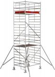 Krause STABILO Professional gurulóállvány, 5000 -es sorozat, mezőméret: 2 m x 1.5 m, munkamagasság: 7.3 m