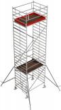 Krause STABILO Professional gurulóállvány, 5000 -es sorozat, mezőméret: 2 m x 1.5 m, munkamagasság: 8.3 m