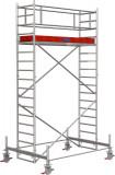 Krause STABILO Professional gurulóállvány, 100 -as sorozat, mezőméret: 2.5 m x 0.75 m, munkamagasság: 5.4 m