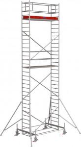 Krause STABILO Professional gurulóállvány, 100 -as sorozat, mezőméret: 2.5 m x 0.75 m, munkamagasság: 9.4 m termék fő termékképe