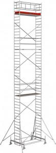 Krause STABILO Professional gurulóállvány, 100 -as sorozat, mezőméret: 2.5 m x 0.75 m, munkamagasság: 13.4 m termék fő termékképe