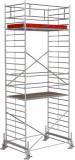 Krause STABILO Professional gurulóállvány, 500 -as sorozat, mezőméret: 2.5 m x 1.5 m, munkamagasság: 7.4 m