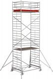 Krause STABILO Professional gurulóállvány, 500 -as sorozat, mezőméret: 2.5 m x 1.5 m, munkamagasság: 8.4 m