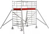 Krause STABILO Professional gurulóállvány, 5000 -es sorozat, mezőméret: 2.5 m x 1.5 m, munkamagasság: 4.3 m