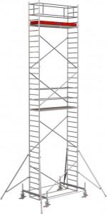 Krause STABILO Professional gurulóállvány, 100 -as sorozat, mezőméret: 3 m x 0.75 m, munkamagasság: 10.4 m termék fő termékképe