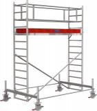 Krause STABILO Professional gurulóállvány, 100 -as sorozat, mezőméret: 3 m x 0.75 m, munkamagasság: 4.4 m