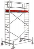 Krause STABILO Professional gurulóállvány, 100 -as sorozat, mezőméret: 3 m x 0.75 m, munkamagasság: 5.4 m