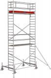 Krause STABILO Professional gurulóállvány, 100 -as sorozat, mezőméret: 3 m x 0.75 m, munkamagasság: 7.4 m