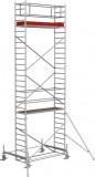 Krause STABILO Professional gurulóállvány, 100 -as sorozat, mezőméret: 3 m x 0.75 m, munkamagasság: 8.4 m