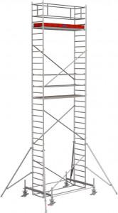 Krause STABILO Professional gurulóállvány, 100 -as sorozat, mezőméret: 3 m x 0.75 m, munkamagasság: 9.4 m termék fő termékképe