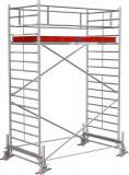 Krause STABILO Professional gurulóállvány, 500 -as sorozat, mezőméret: 3 m x 1.5 m, munkamagasság: 5.4 m