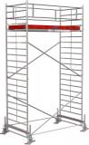 Krause STABILO Professional gurulóállvány, 500 -as sorozat, mezőméret: 3 m x 1.5 m, munkamagasság: 6.4 m