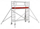 Krause STABILO Professional gurulóállvány, 1000 -es sorozat, mezőméret: 3 m x 0.75 m, munkamagasság: 4.3 m
