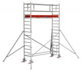 Krause STABILO Professional gurulóállvány, 1000 -es sorozat, mezőméret: 3 m x 0.75 m, munkamagasság: 5.3 m