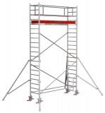 Krause STABILO Professional gurulóállvány, 1000 -es sorozat, mezőméret: 3 m x 0.75 m, munkamagasság: 6.3 m