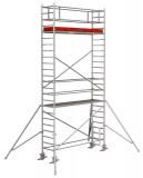Krause STABILO Professional gurulóállvány, 1000 -es sorozat, mezőméret: 3 m x 0.75 m, munkamagasság: 7.3 m