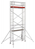 Krause STABILO Professional gurulóállvány, 1000 -es sorozat, mezőméret: 3 m x 0.75 m, munkamagasság: 8.3 m
