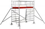 Krause STABILO Professional gurulóállvány, 5000 -es sorozat, mezőméret: 3 m x 1.5 m, munkamagasság: 4.3 m