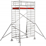Krause STABILO Professional gurulóállvány, 5000 -es sorozat, mezőméret: 3 m x 1.5 m, munkamagasság: 6.3 m