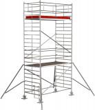 Krause STABILO Professional gurulóállvány, 5000 -es sorozat, mezőméret: 3 m x 1.5 m, munkamagasság: 7.3 m