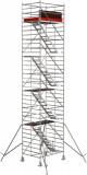 Krause STABILO Professional lépcsős gurulóállvány, 5500 -as sorozat, munkamagasság: 10.5 m