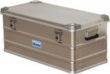 Krause Alumínium doboz, térfogat kb. 81 liter