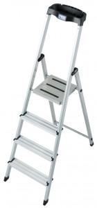 Krause MONTO Safety egy oldalon járható lépcsőfokos állólétra, 4 fokos termék fő termékképe