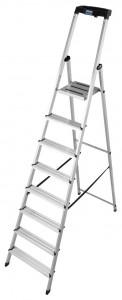 Krause MONTO Safety egy oldalon járható lépcsőfokos állólétra, 8 fokos termék fő termékképe