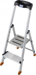 Krause MONTO Sepuro PlusLine egy oldalon járható lépcsőfokos állólétra, 2 fokos termék fő termékképe