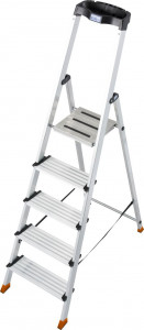Krause MONTO Sepuro egy oldalon járható lépcsőfokos állólétra, 5 fokos termék fő termékképe