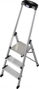 Krause MONTO Safety PlusLine egy oldalon járható lépcsőfokos állólétra, 3 fokos termék fő termékképe