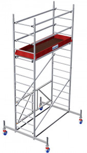 Krause ProTec XS alumínium állvány, munkamagasság: 4.8 m termék fő termékképe