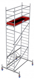 Krause ProTec XS alumínium állvány, munkamagasság: 5.8 m termék fő termékképe