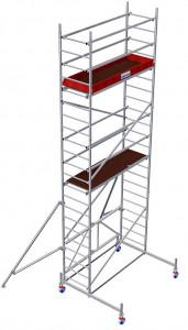 Krause ProTec XS alumínium állvány, munkamagasság: 6.8 m termék fő termékképe