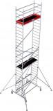 Krause ProTec XS alumínium állvány, munkamagasság: 8.8 m
