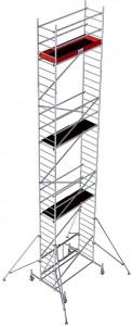 Krause ProTec XS alumínium állvány, munkamagasság: 10.8 m termék fő termékképe