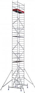 Krause ProTec alumínium gurulóállvány, munkamagasság: 11.3 m termék fő termékképe