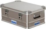 Krause Alumínium doboz, térfogat kb. 42 liter