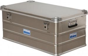 Krause Alumínium doboz, térfogat kb. 134 liter termék fő termékképe