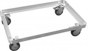 Krause Könnyűfém alátétkocsi, 880 x 480 mm termék fő termékképe
